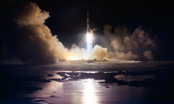 Apollo 17 liftoff