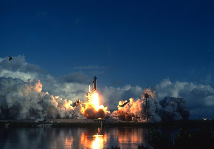 Shuttle STS-7-Challenger 8306-wide-small