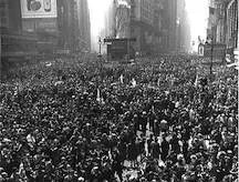 VE-Day NYC