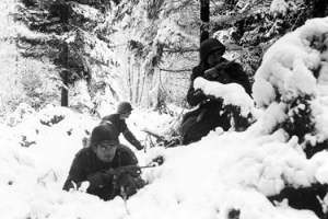 Christmas Eve Battle of the Bulge