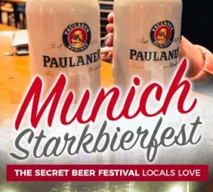 Munich Starkbierfest