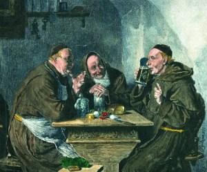 Paulaner Monks