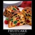 Fruitcake one