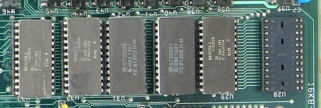 IBM ROM