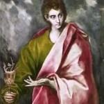 El Greco St John