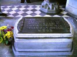 Luther's Coffin
