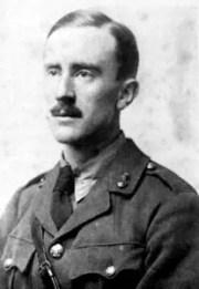 2nd Lt Tolkien