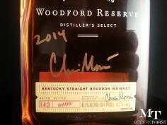 Chris Morris, Master Distiller of Woodford Reserve