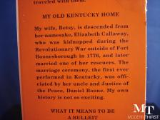 Bulleit 10 old ky home