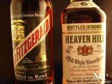 Old Fitzgerald Bonded and Heaven Hill 6YR Bottled in Bond