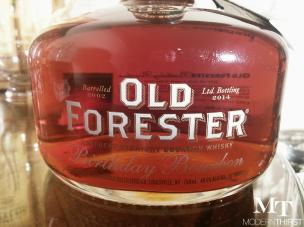 2014 OF Birthday Bourbon