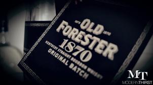Old Forester 1870 Vintage