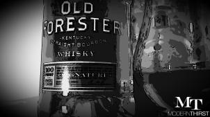Old Forester Signature Noir