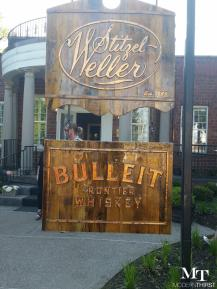 Historic Stitzel-Weller Distillery played host to the Blade & Bow Kentucky Oaks Dinner
