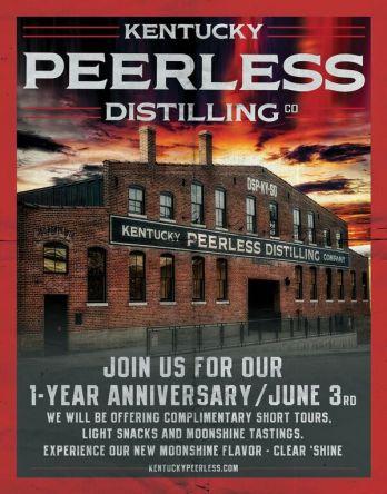 KY Peerless 1 year