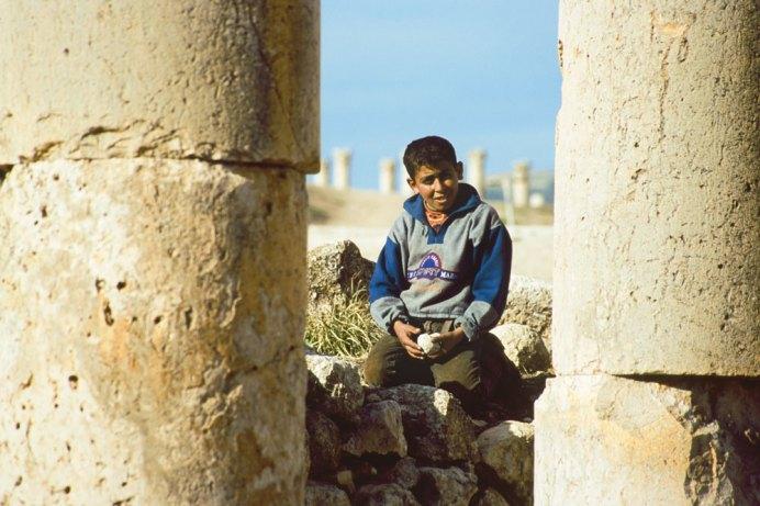 Jerash, Jordan, Asia