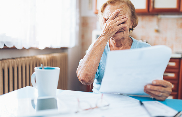 How Bill Paying Services May Protect Seniors