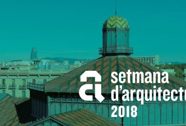 Architecture Week 2018 Barcelona