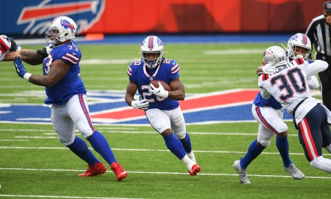 Stock up, stock down following Buffalo Bills' win over the Patriots