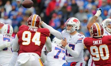 Bills to host NFC East opponent when NFL adds a 17th game in 2021