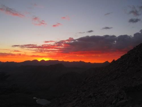 Sunset - July 14th