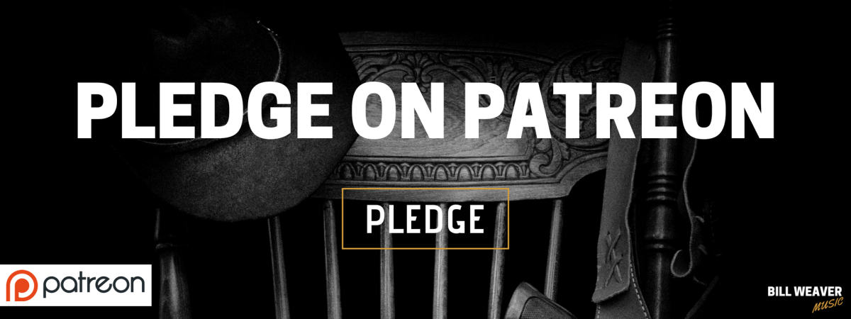 Pledge on Patreon