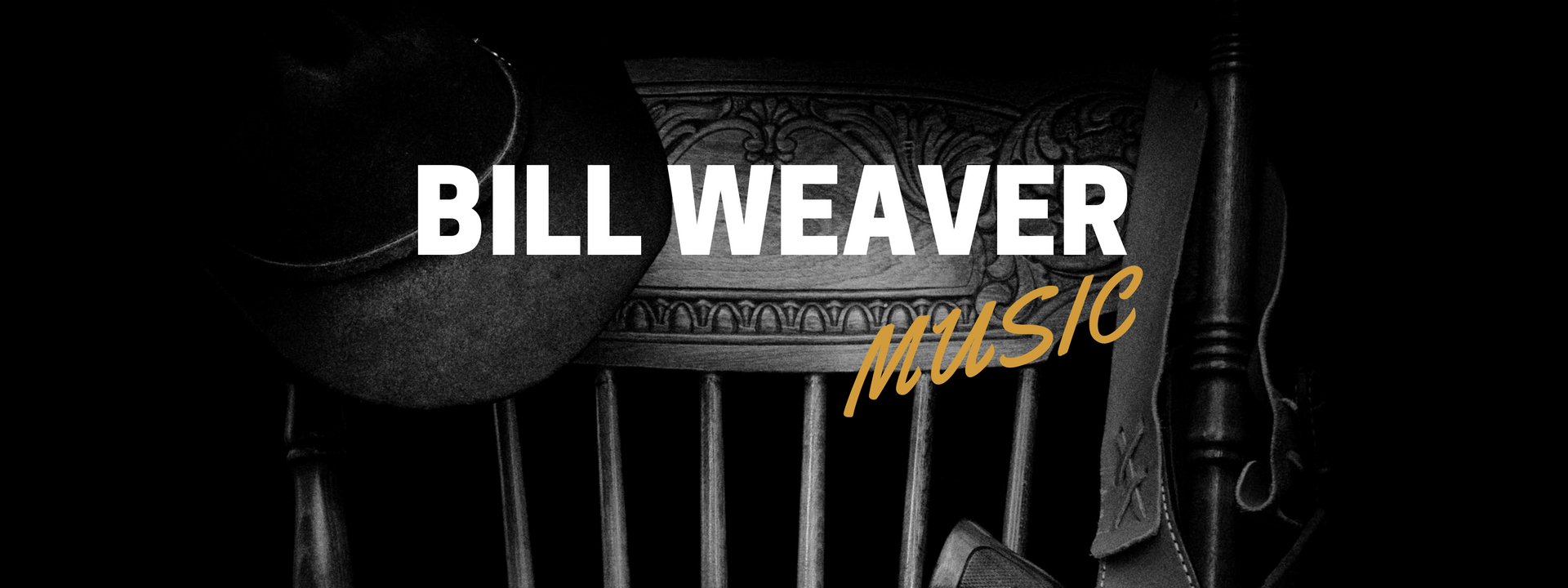 Welcome to Bill Weaver Music