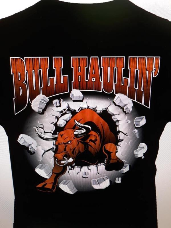 Bill Weaver Bullhaulin Tshirt