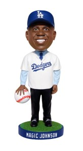 2013 Magic Johnson Bobblehead