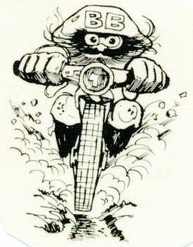 Motorbike graphic
