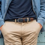 What To Wear With Beige Or Camel Trousers