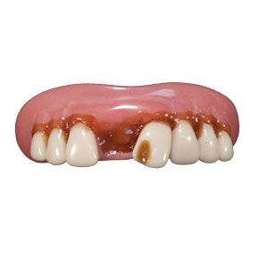 Quarterbuck Cavity Teeth