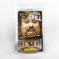Full Grill Gold Teeth