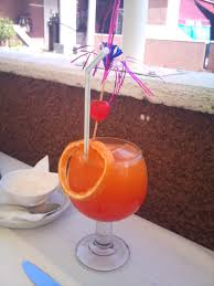 Cocktail in the Yumbo