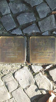 Street plaques in Berlin