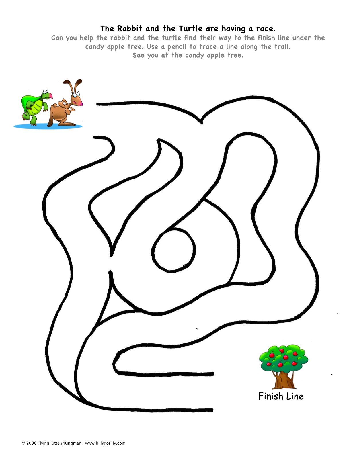 Printable Activity Sheets