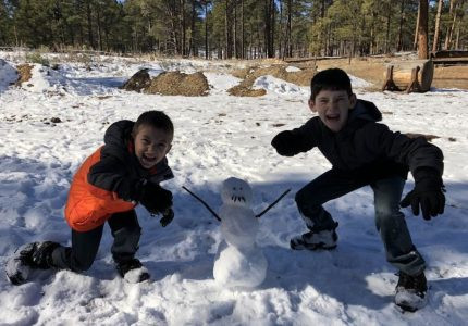billy horton blog when life serves up a lemon make a snow monster