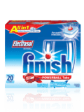 The Best Dishwasher Detergent: FInish Electrasol