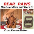 The Best Way to Lift Roasts/Shred Meat: Bear Paws Meat Lifters