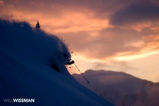 Billy Poole Will Wissman Sunset Alta UT