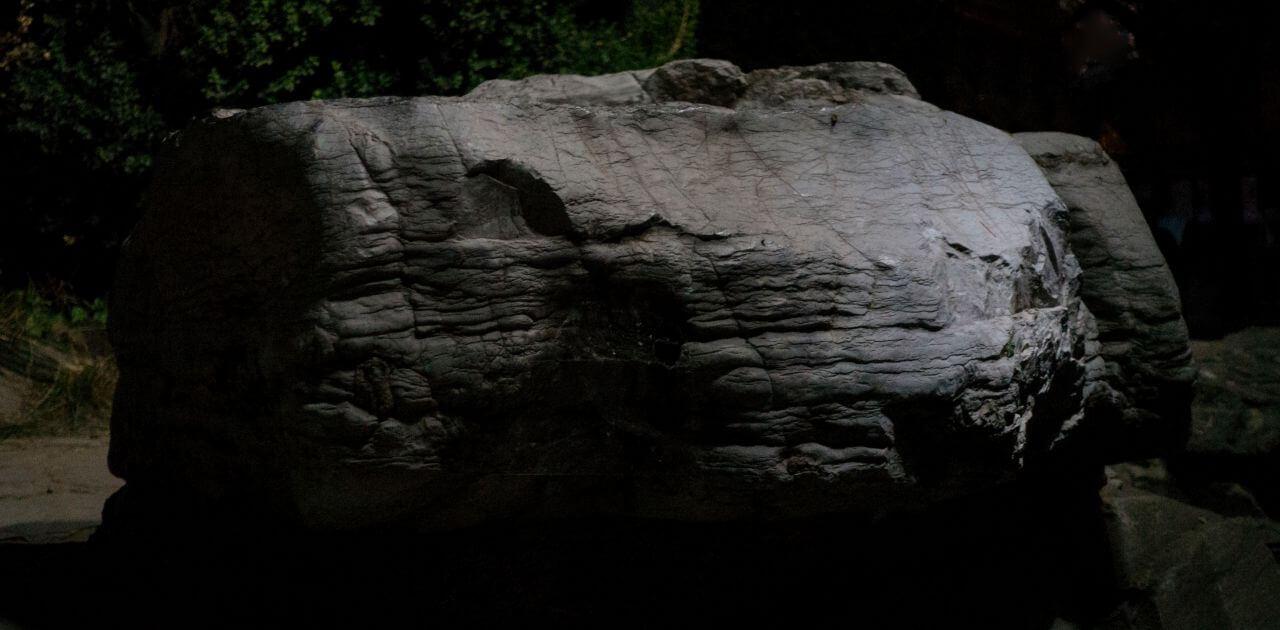 夜拍景山公园