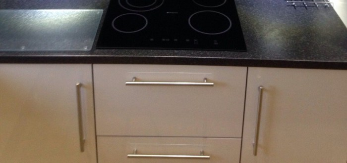 image for Kitchen Design, Supply And Installation Of The Zurfix Oyster  range. By Billy Walker Joinery Services Ltd, Fraserburgh, Aberdeenshire.