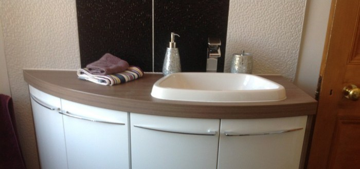 image for Bathroom Design, Supply And Installation Of The Utopia Symmetry  range. By Billy Walker Joinery Services Ltd, Fraserburgh, Aberdeenshire.