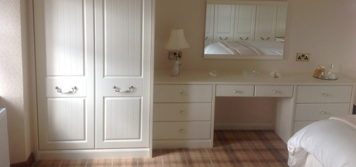 image for Bedroom Design, Supply And Installation Of The Crown Kendal  range. By Billy Walker Joinery Services Ltd, Fraserburgh, Aberdeenshire.