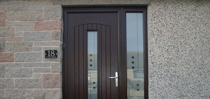 image for Joinery Design, Supply And Installation Of Exterior Door  range. By Billy Walker Joinery Services Ltd, Fraserburgh, Aberdeenshire.