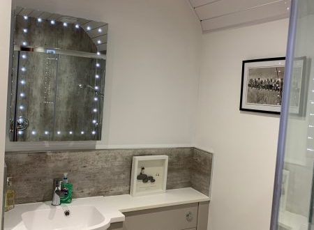 image for Bathroom Design, Supply And Installation Of The En Suite 4. By Billy Walker Joinery Services Ltd, Fraserburgh, Aberdeenshire.