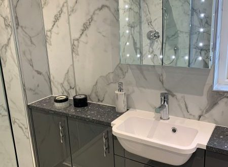 image for Bathroom Design, Supply And Installation Of The Bathroom Ensuite 1. By Billy Walker Joinery Services Ltd, Fraserburgh, Aberdeenshire.