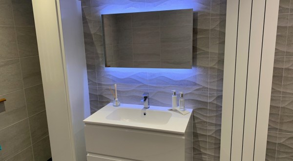 image for Bathroom Design, Supply And Installation Of The Bathroom 8. By Billy Walker Joinery Services Ltd, Fraserburgh, Aberdeenshire.