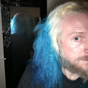 Am I Blue Enough for You?