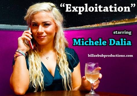 """Michele Dalia accepts a role in """"Exploitation"""""""